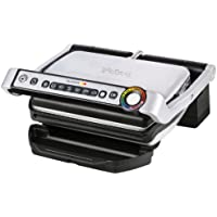 T-fal GC702D53 OptiGrill Stainless Steel Indoor Grill
