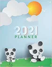 Large en Bois Blanc Panda Mur Étagère flottante de stockage affichage Animal Kid/'s room