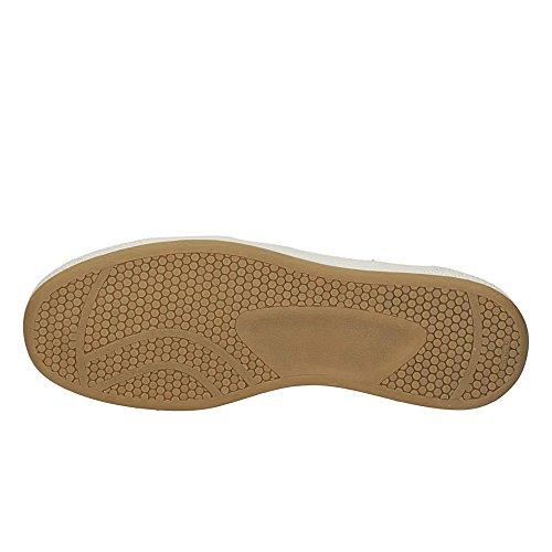 Groesse weiß Glattleder Sneaker 41 mit aus USA Herren Turnschuh Lederfutter Blauer und Murray01 p7SvBnqw