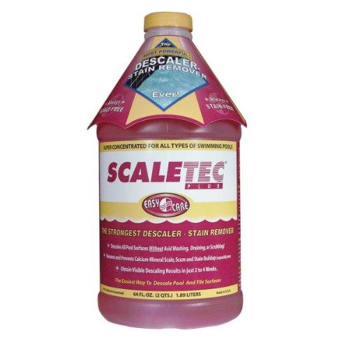 - EasyCare 20064  Scaletec Plus Descaler and Stain Remover, 64 oz. Bottle