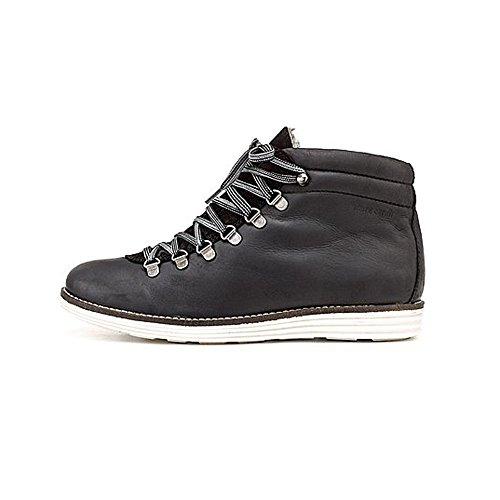 Pierre Cardin Hombre (cordones de zapatos) Negro - negro