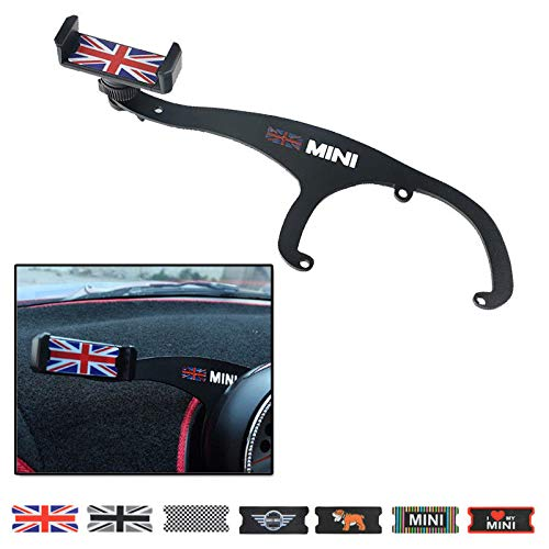 - FidgetFidget Union Jack Auto Cell Phone GPS Mount Cradle Holder Stand for Mini Cooper R60 R61