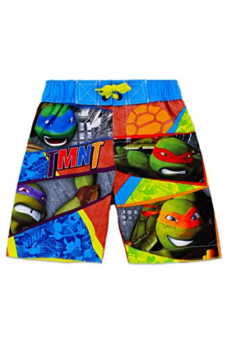 Boys' Teenage Mutant Ninja Turtles Swim Trunk 4 for $<!--$13.99-->