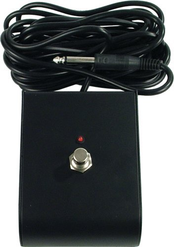 Marshall Footswitch, One Button With LED