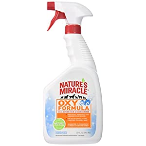 Nature's Miracle Oxy Forumula Stain & Odor Remover, 32 oz