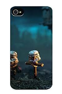 High Impact Dirt/shock Proof Case Cover For Iphone 4/4s (star Wars Fallen) wangjiang maoyi