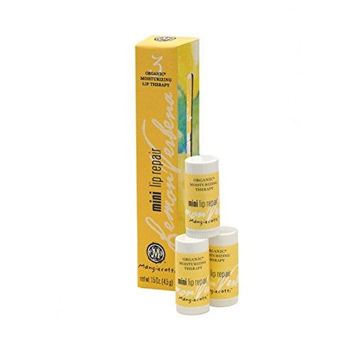 Mangiacotti Lemon - Mangiacotti Mini Lip Repair 0.15 Oz. - Lemon Verbena