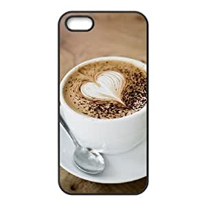 DIY Cover Case with Hard Shell Protection For SamSung Note 4 Phone Case Cover with Coffee Art lxa#410073