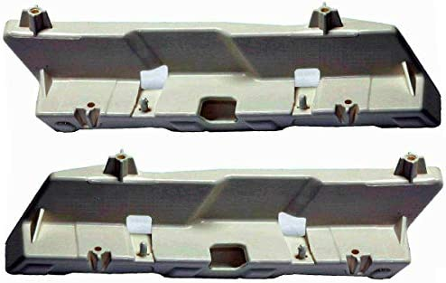 FOR TOYOTA 2004-2009 PRIUS FRONT BUMPER SUPPORT RETAINER BRACKET SET NEW