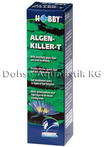 Antialgas para acuarios Algenkiller Hobby