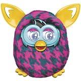 Furby Boom (Purple Houndstooth)