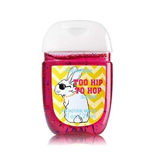 Bath & Body Works PocketBac Hand Gel Sanitizer Too Hip To Hop Jellybean