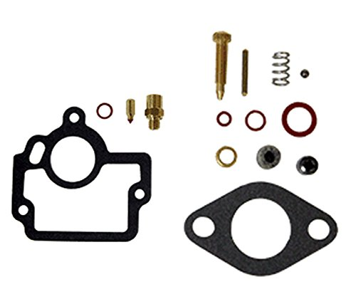 R0247 Basic Carb Kit for Farmall H HV and W4 Tractors (Tractor Seat Farmall)