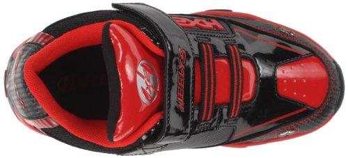 K Heelys Para Rojo Zapatillas Spin Niños HHrxP5qOw