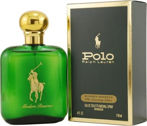 Ralph Lauren Polo Modern Reserve Eau de Toilette 118ml Vaporizador ...