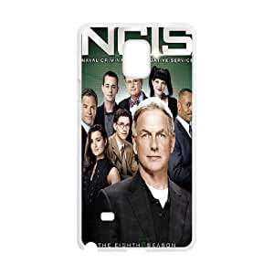 NCIS NCIS Samsung Galaxy Note 4 Cell Phone Case White DIY Gift pxf005_0235830