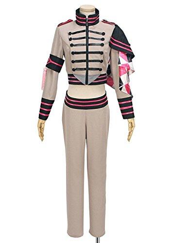 [Cosplaygalaxy B-PROJECT Killer King Shingari Miroku cosplay costume] (Miroku Cosplay Costume)