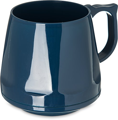Dinex DX400050 Heritage Collection Insulated Stackable Mug, 8 oz, 3.5