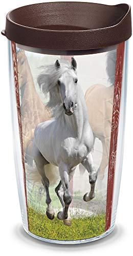 horse coffee cup with lid - 5