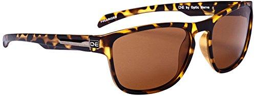 One by Optic Nerve Bluenote Sunglasses, Honey - Optics Com Sun