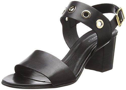 con Negro Zapatos Calf Stonefly 12 000 Tacon Correa 2 para Tobillo de Mujer Black y 400 Dudy x6qX6Y