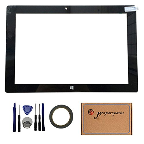 Replacement Touch Screen Digitizer Glass Panel for 10.1 inch iview Magnus 1506-magnus-wh448 Tablet
