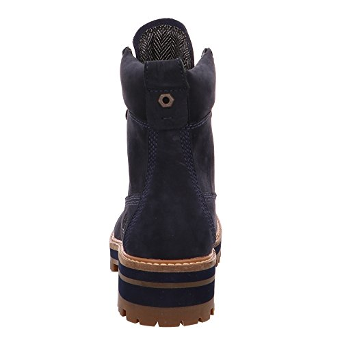 Timberland Courmayer Valley - Boots femme - Marine