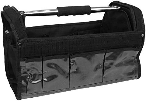 SK11 ツールキャリーバッグ PVC ブラック