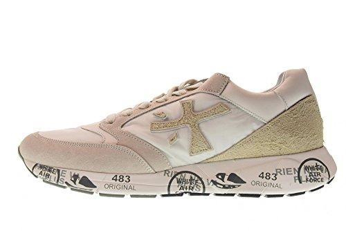 Zac Perla 3128 Bianco Uomo Zac Scarpe Basse PREMIATA Sneakers HaAIq8