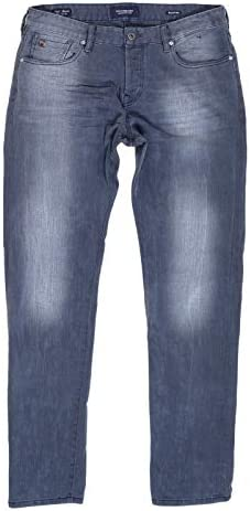 Scotch & Soda Herren Nos - Ralston - Concrete Bleach Straight Jeans