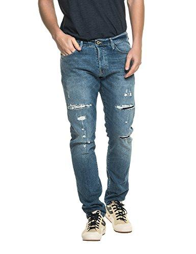 Page In Jones Blue Cotton Men's Jeans Glenn Jack Blue amp; Men's UwIxZ7