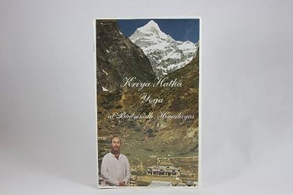 Amazon.com: Kriya Hatha Yoga At Badrinath Himalayas w ...