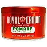 ROYAL CROWN For Men Pomade An Exclusive Formula 5oz/142g