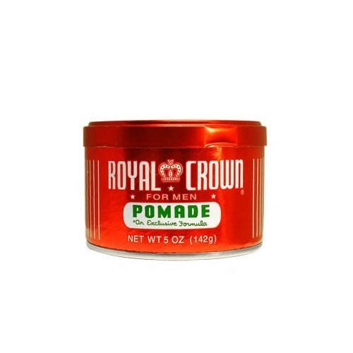 ROYAL CROWN For Men Pomade An Exclusive Formula 5oz/142g - Exclusive Hair Formula