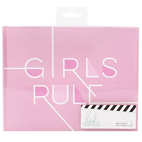 Heidi Swapp 314018 Girls Rule Album, ()