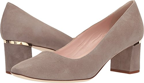 Kate Spade New York Mujeres Dolores Too Stone Kid Suede