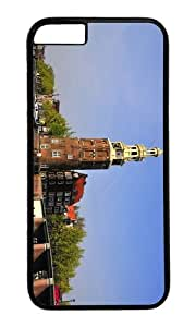 Netherlands Amsterdam PC Black Hard Case for Apple iPhone 6(4.7 inch)