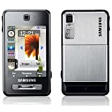 Samsung F480 TriBand Touch Screen Cellular Phone - 5MP Camera FM Radio - International Version with No Warranty