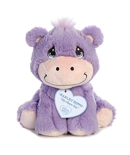(Aurora World Precious Moments Toy Harley Hippo Plush)