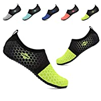 HooyFeel Water Shoes Barefoot Quick-Dry Aqua Yoga Socks Beach Pool Surf for Men Women Kids