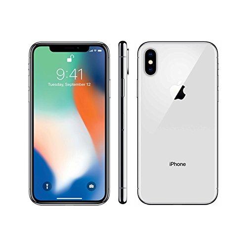 Apple iPhone X Sprint 64GB (Silver) Locked to Sprint