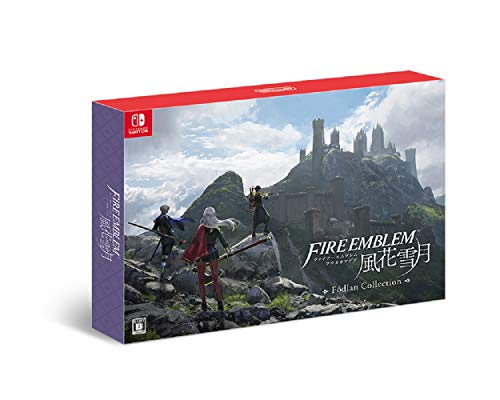 Fire Emblem: Three Houses Fódlan Collection - Switch (Japan Import)