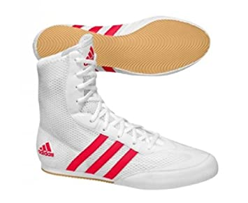 premium selection a3da9 6c9e1 Image Unavailable. Image not available for. Colour ADIDAS Box Hog Boxing  Boots ...