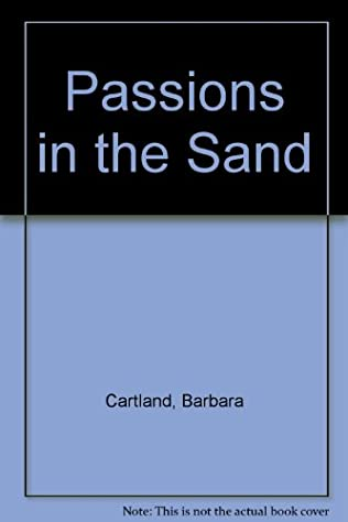 book cover of Passions in the Sand
