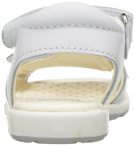 Pictures of Geox Girls' VERRED 16 Sandal White/Multicolor B8221B085BNC0653 8