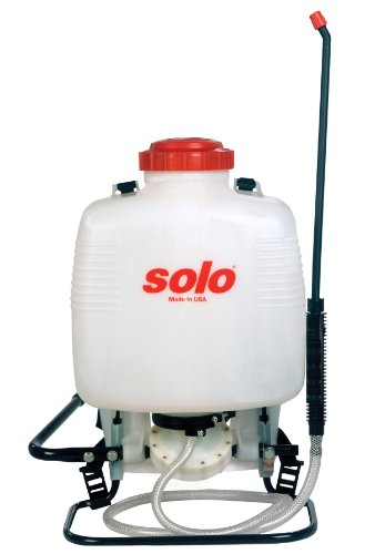 Solo 473-ECS 3-Gallon Backpack Sprayer