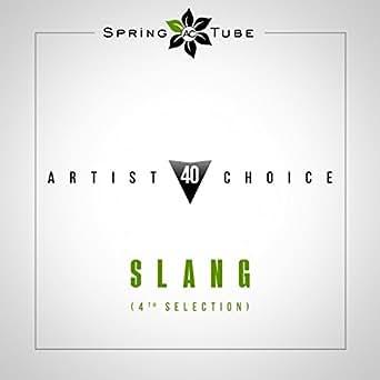 Artist Choice 040 Slang 4th Selection By Slang On Amazon Music
