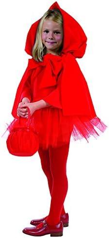César E863-002 - Disfraz infantil de Caperucita roja (8-10 años ...