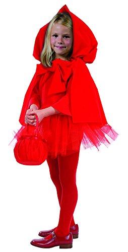388507884a Joker e 863-001 - Costume di Carnevale in Busta, Cappuccetto, Rosso ...