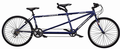 "J Bikes by Micargi Sport, Blue - 26"" 21-Speed 2-Seater Tande"